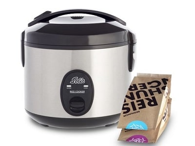 Reishunger-Kompaktreiskocher-Test